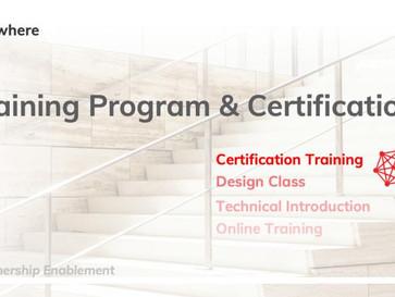 Partner Program: Technical Introduction & Design Class Training