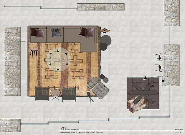 Buffalo Safari Floor Plan