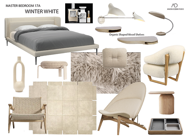 Winter White Bdrm 1