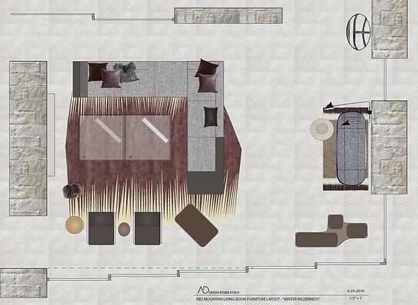 Winter Wilderness Floor Plan