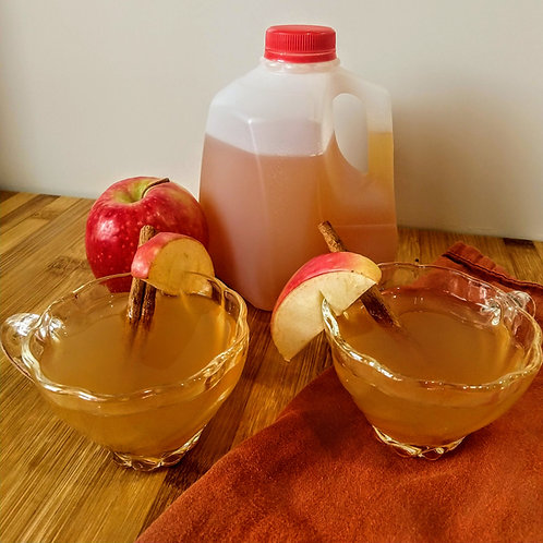 Unprocessed Apple Juice (frozen)