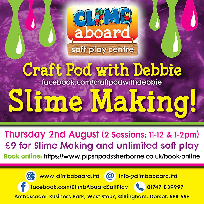 Slime making event