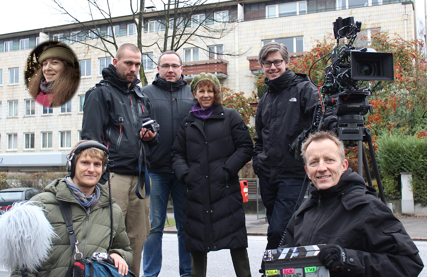 Hamburg Shooting Crew