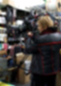 nancy schreiber, female filmmake, eva hesse
