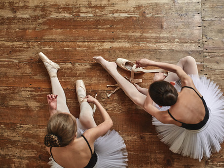 5 Benefits of Ballet in Children