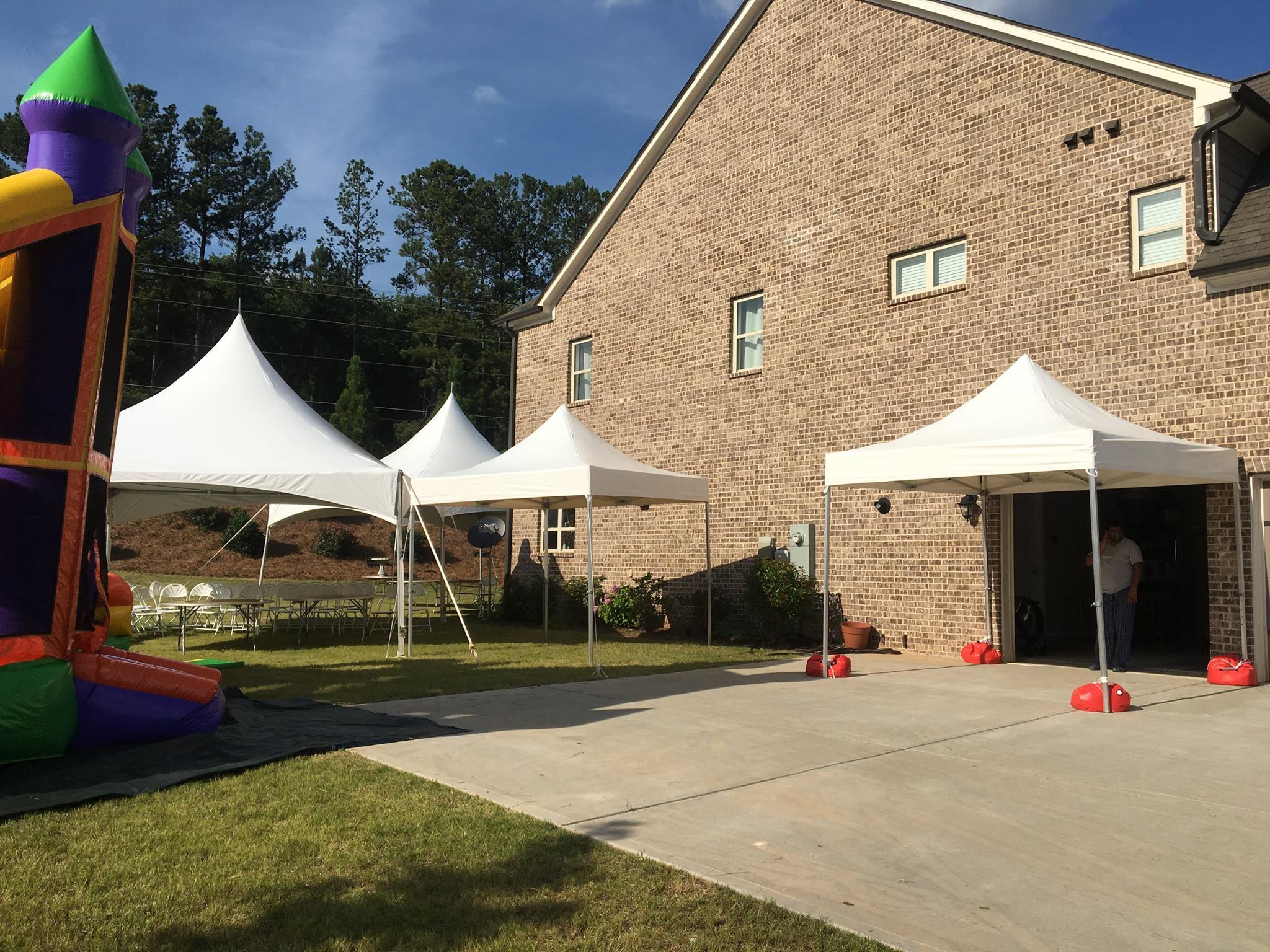 Multi Tent rentals