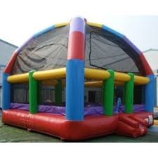 BIG BUBBA BOUNCE HOUSE-THE GIANT MOONWALK YOUR KIDS WILL LOVE