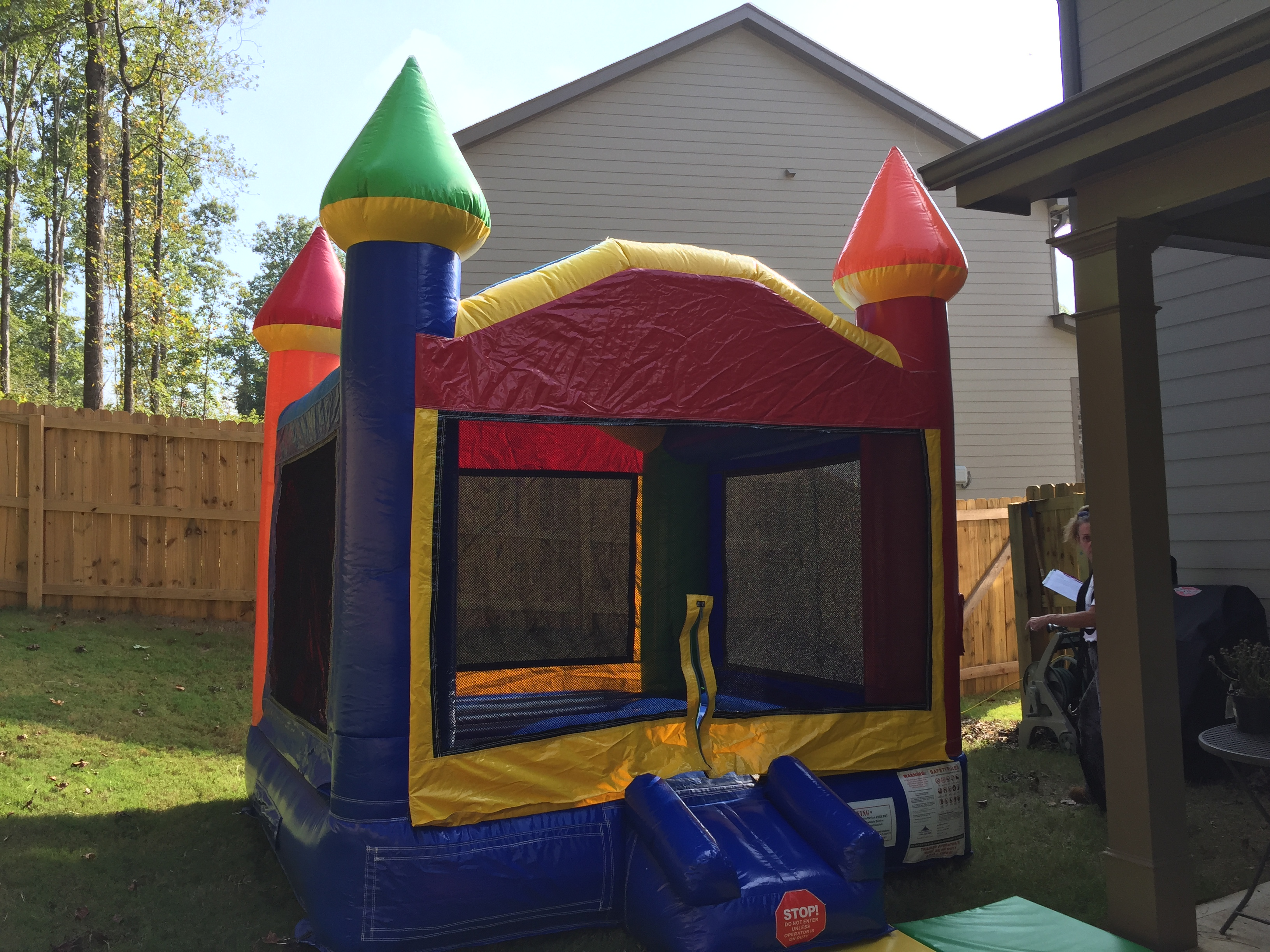 Mini Bounce House rentals