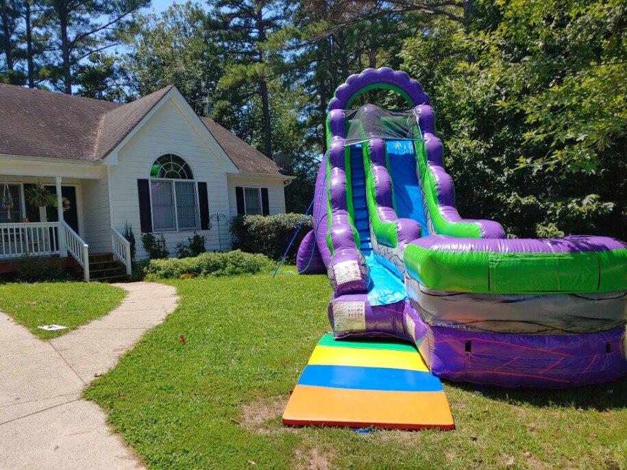 Bounce House Water Slide Rentals Cumming Georgia
