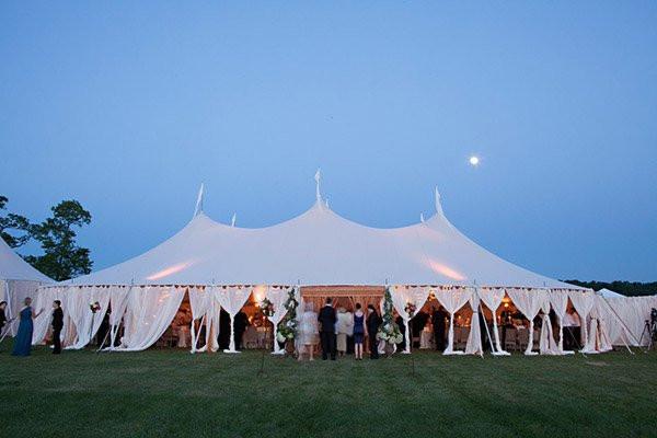 Dawsonville Wedding Tent Rental