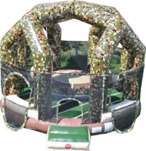 Kid's Outdoor Party--The WRECKING BALL BOUNCE HOUSE will be a sure hit!!