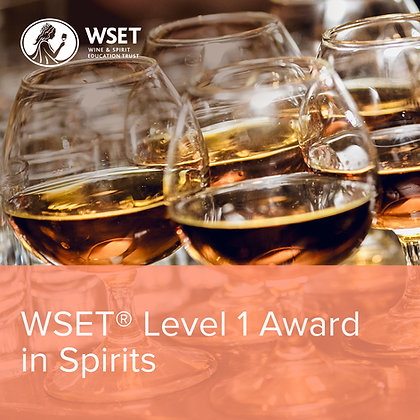 WSET Online Classroom course: 26 April - 23 May 2021