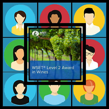 WSET Live Video course: 20-28 June 2020