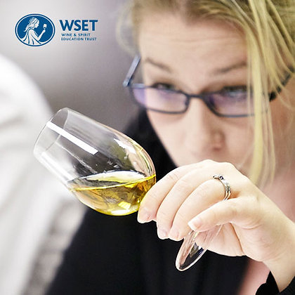 WSET Level 3 tasting workshop - 30 April 2021