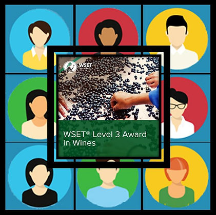 WSET Live Video course: 13 June - 28 June 2020