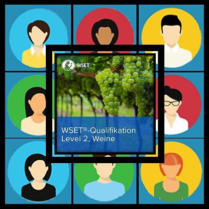 WSET Live Video Kurs: 18/19/20/26 September 2020
