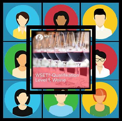 WSET Live Video Kurs: 16-17 September 2020