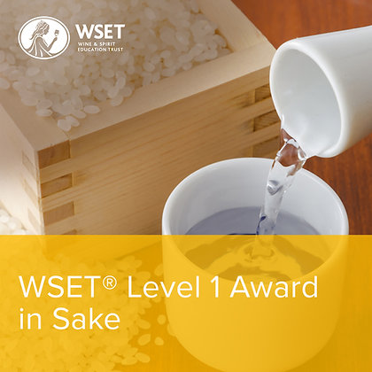 WSET Online Classroom course: 06 September 2021 - 03 October 2021