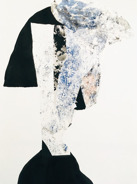 """Portrait of a woman with a hat, 42X29"""""""