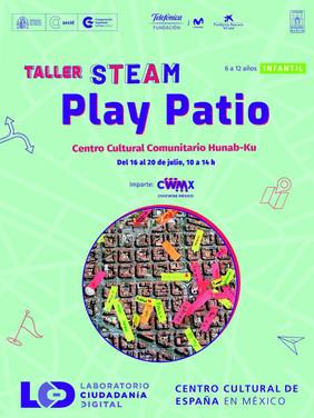 #Play_PATIO | 1