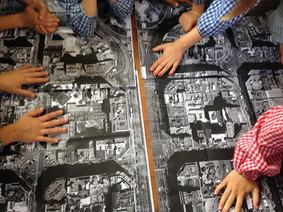 La ciudad a los niños, Barcelona