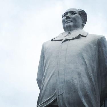 The big man, Beijing