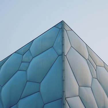 Water Cube, Olympic Park, Beijing