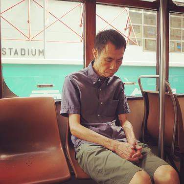 Hong Kong commute