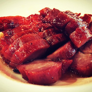 BBQ roast pork