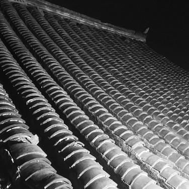 Temple roof, Beijing