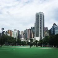 Victoria Park, Causeway Bay, Hong Kong