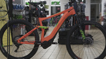 Bike des Tages - Cube Stereo Hybrid 120 race