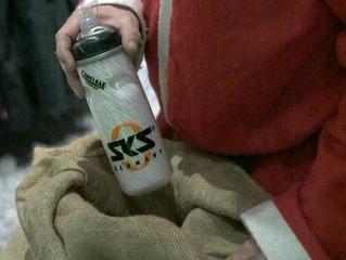 Was steckt der Weihnachtsmann in seinen Sack?