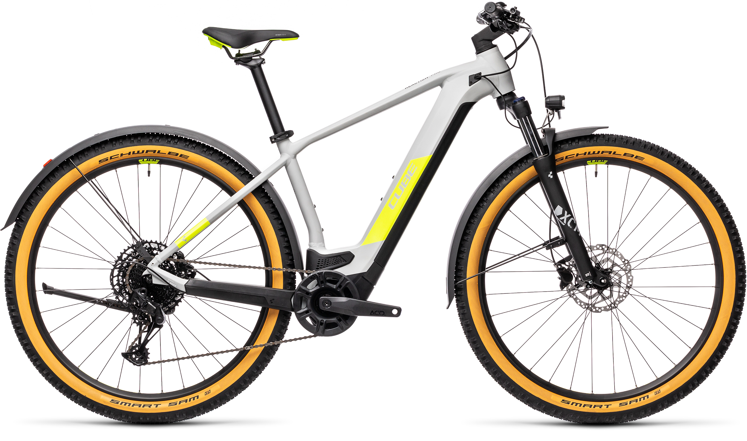 Cube Reaction Hybrid pro allroad