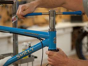 Fahrradwerkstatt in Hammelburg, Kreis Bad Kissingen