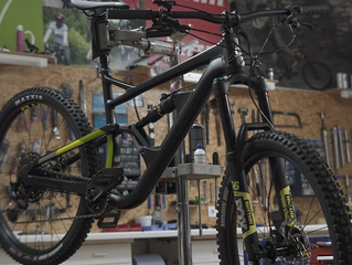 Bike des Tages: Cannondale Jekyll 3