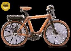 myVolta mit Shimano STEPS Motor