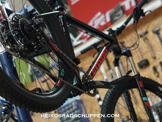 Bike des Tages - Cannondale Cujo 1