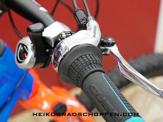 Bike des Tages - Cube Aim pro - customized