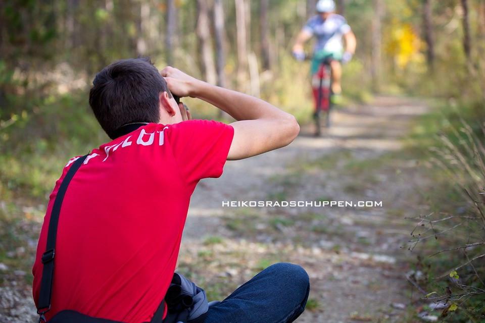 Fotoshooting Heiko's Radschuppen