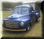 1950 Studebaker Truck owned by Larry and