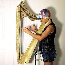Gold 33 2021 LEVERS - Harpy Harps USA Kiki Bello.jpg