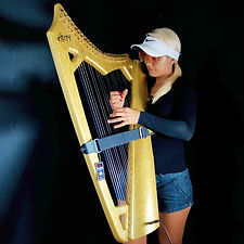 Gold 29 2021 Winter - Harpy Harps USA Kiki Bello.jpg