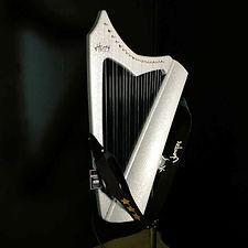 22 Silver Iris - Harpy Harps USA Kiki Bello.jpg