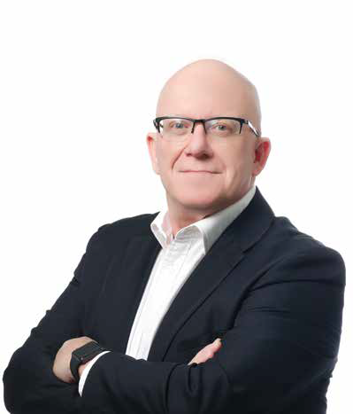 Randy Knutson, President & CEO
