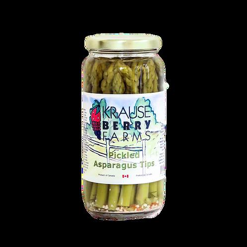 Pickled Asparagus Tips  500ml