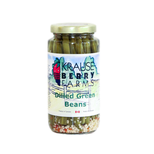 Dilled Green Beans 375ml