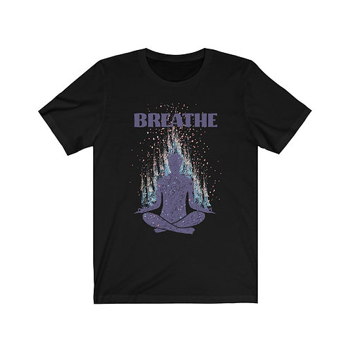 Breathe Unisex Jersey Short Sleeve Tee