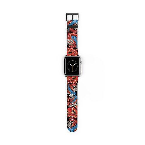 Coy Fish Apple Watch Compatible Band