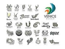 Optapti Graphics - Venice Beach Logo Design
